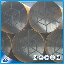 sch80 API 5L Spiral welded steel pipe with penstock pipe