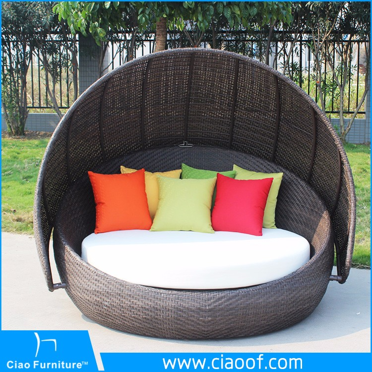 Luxury Canopy Bed Outdoor Furniture Round Sofa Cum Bed Outdoor Cabana Beds & List Manufacturers of Outdoor Cabana Beds Buy Outdoor Cabana Beds ...