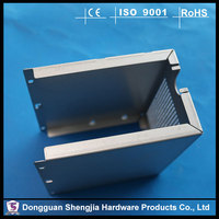 Power supply sheet metal enclosures credit card terminal
