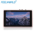 5.5 inch Portable Full HD 1920x1080 IPS Panel HDMI Video Audio Inputs New SDI Monitor with Speaker Built in