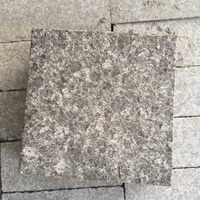 2016 Hot Black Granite cube stone, paving sets and floor covering
