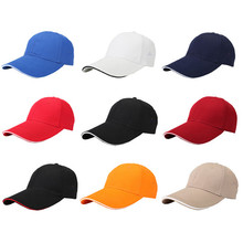 Manufacturer Promotional Cheap Plain mexico baseball cap sandwich embroidery election baseball cap