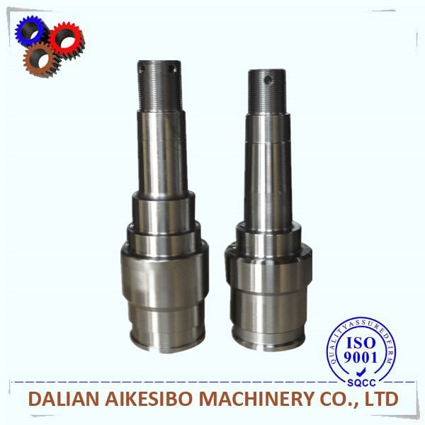 Producing OEM Stainless Steel Forging Shaft