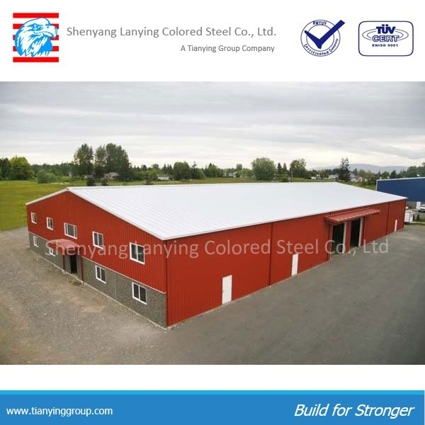 best quality competitive prefabricated warehouse price