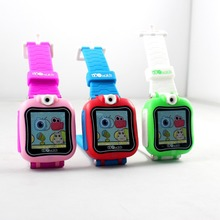 led smart watch waterproof smart watch for kids with multi language watch with camera