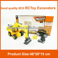 8CH RC Excavator for sale toys