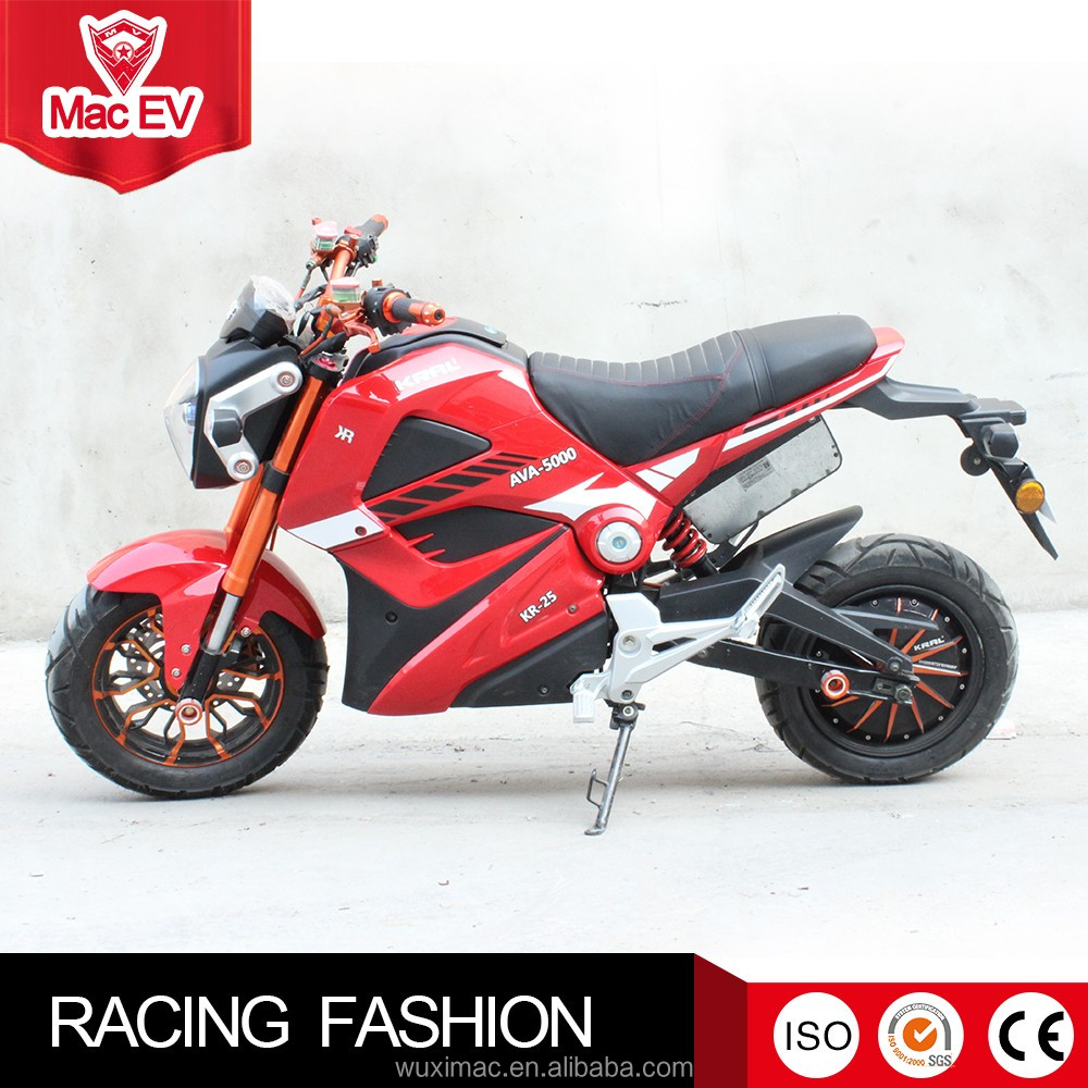 high quality high power electric motorcycle eec for sale