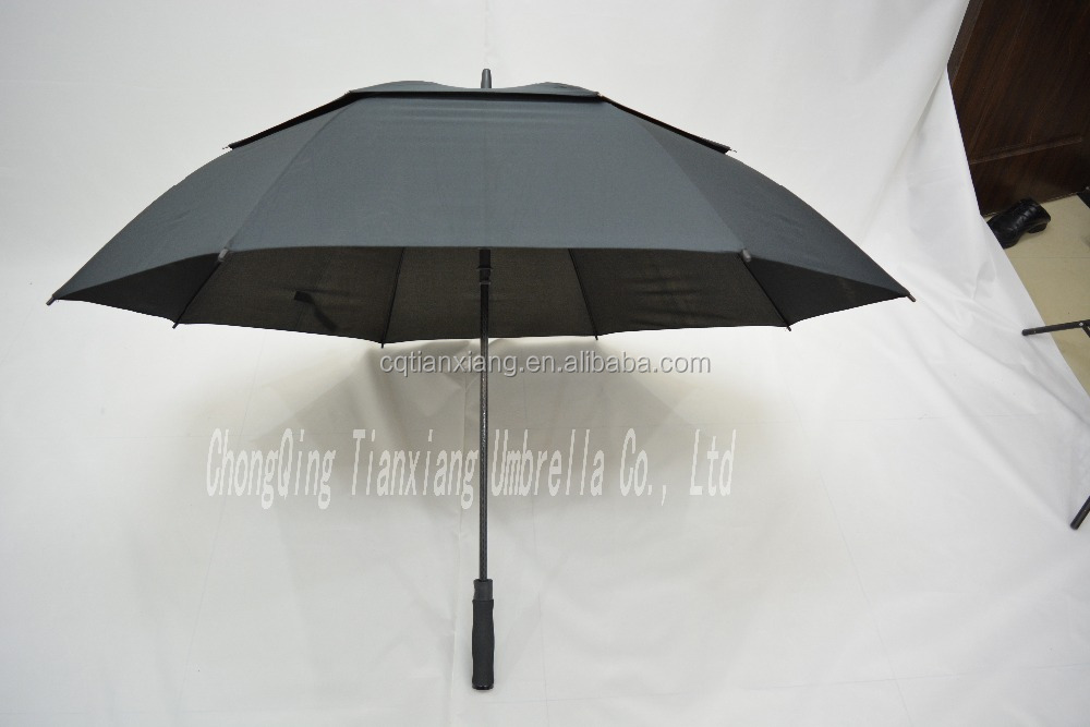 27inch two-tier waterproof windstorm umbrella / Umbrella dry / quickly dryer umbrella