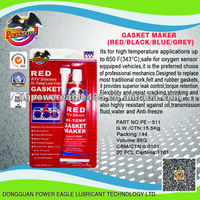 85G red RTV silicone gasket maker