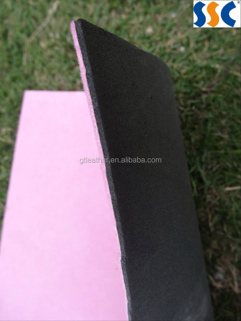Soft gel insole board with eva for shoes insole