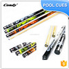 Condy hot selling exotic wood cue stick adam cue