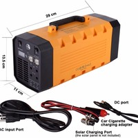 Lithium Polymer Batteries Portable Emergency PowerStation