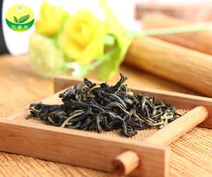 China organic sexual stimulating sencha green rock tea for weight loose