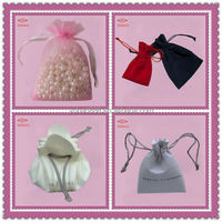 Drawstring Gift Pouch Bag Drawstring Coin Bag