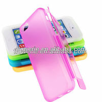 FL3178 2013 Guangzhou hot selling transparent soft TPU mobile phone case for Iphone 5