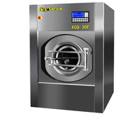 Full Automatic Industrial Washing Machine , Full automatic commercial washing machine