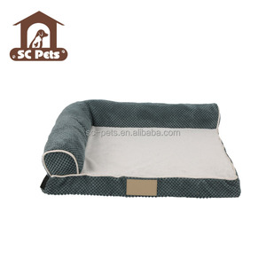 Luxury and soft sofa bed for dog
