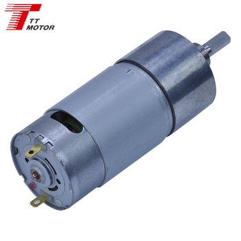 GM37-555PM electric dc motor 24v dc gear reducer