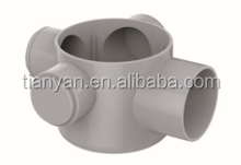 HIGH QUANLITY FLOOR DRAIN OF PVC GB STANDARD PIPES & FITTINGS FOR WATER DRAINAGE