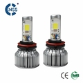 First Class 2 in 1 LED Headlight Bulbs With Perfect Light Pattern
