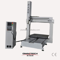 4 Axis Rotate Spindle ATC CNC Router with Heavy Duty