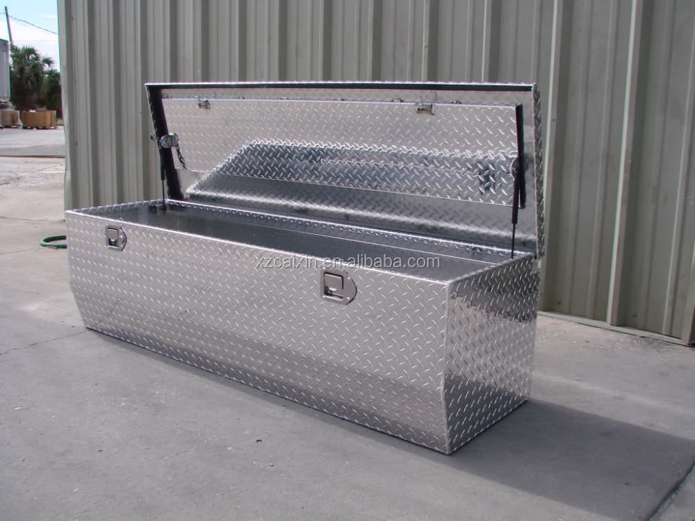 Truck bed tool boxes driverlayer search engine - Truck bed box drawers ...