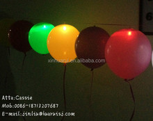 Wholesale Different style latex balloon printing machine different shapes latex balloons LED to inflate balloons