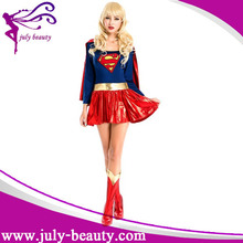Party Halloween Costume Wholesale adult super hero costume