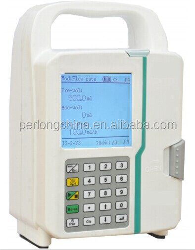 infusion pump manufacturers IP737