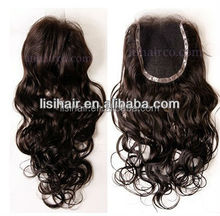 Highly Feedback unprocessed wholesale virgin brazilian hair Aliexpress 100% Brazilian Virgin Hair Full Lace Closure