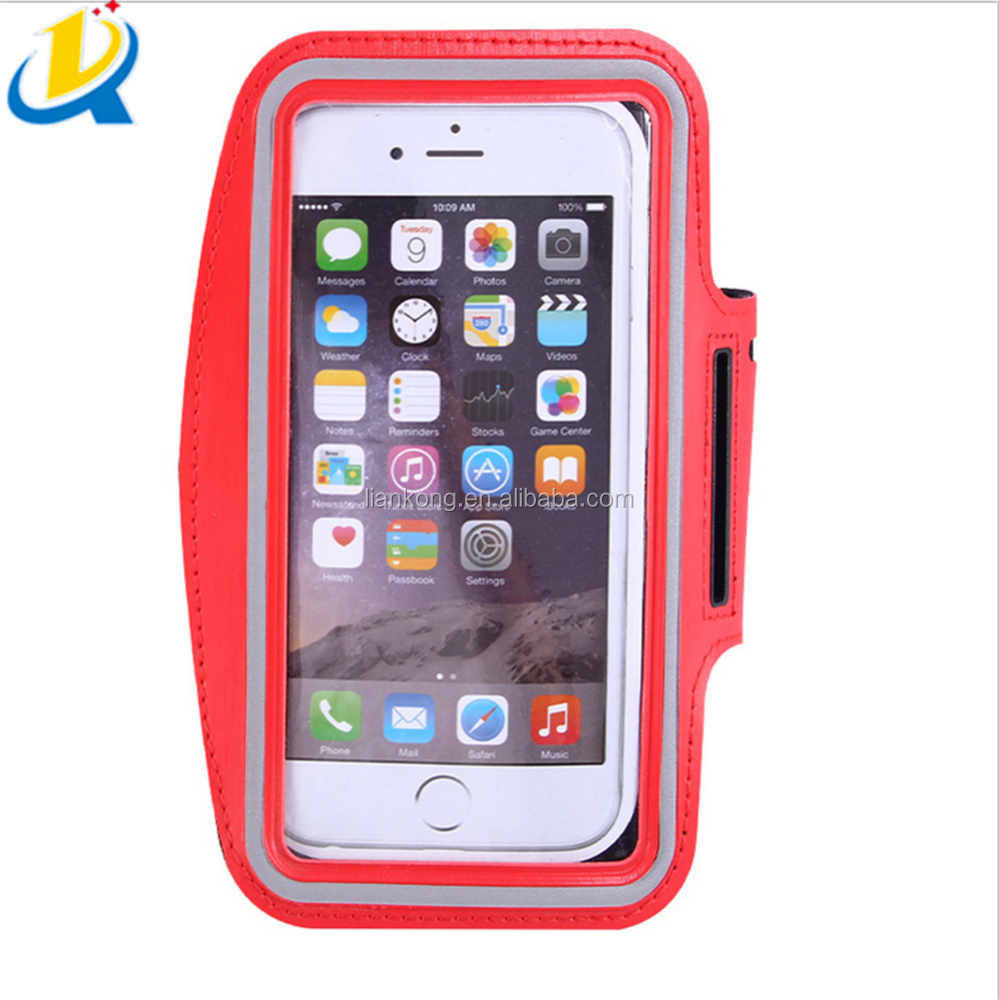 Top quality creative popular sport armband jogging phone case
