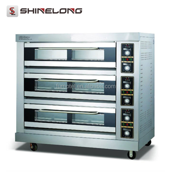 Commercial Restaurant Equipment K338 Bakeries Pita Electric Bread Oven