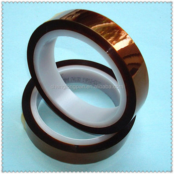 Polyimdie Tape for High Temperature Masking of Metal Material