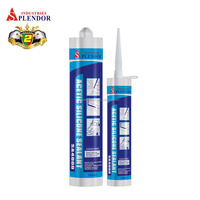 waterproof non toxic acrylic silicone sealant/acrylic latex silicone