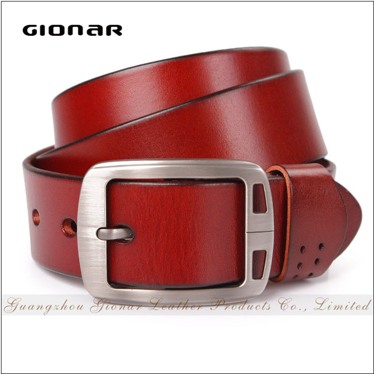 Wholesale Brands Men Long Strap Blank Wholesale Mexican Camel Leather Belt Buckles for Men