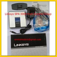 Linksys SPA3000-UK Analogy Telephone Adapter