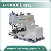 GDB-137D Automatic shirt button eyelet sewing machine for shirt production