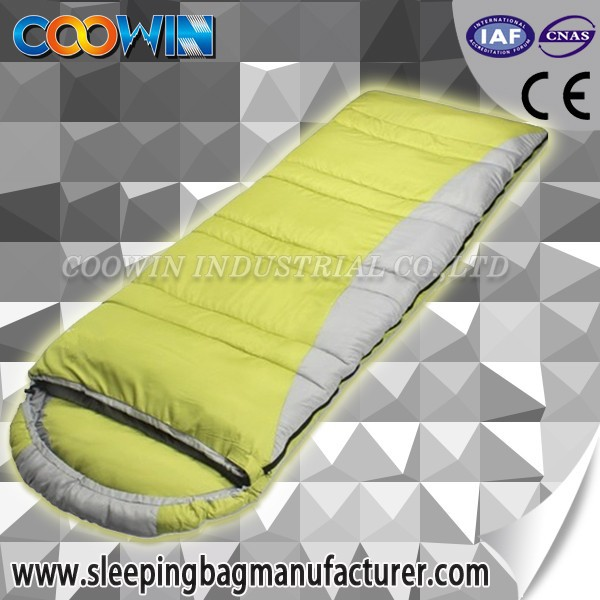 2 * 150g/m2 hollow cotton sleeping bag,organic cotton sleeping bag,cotton cover sleeping bags