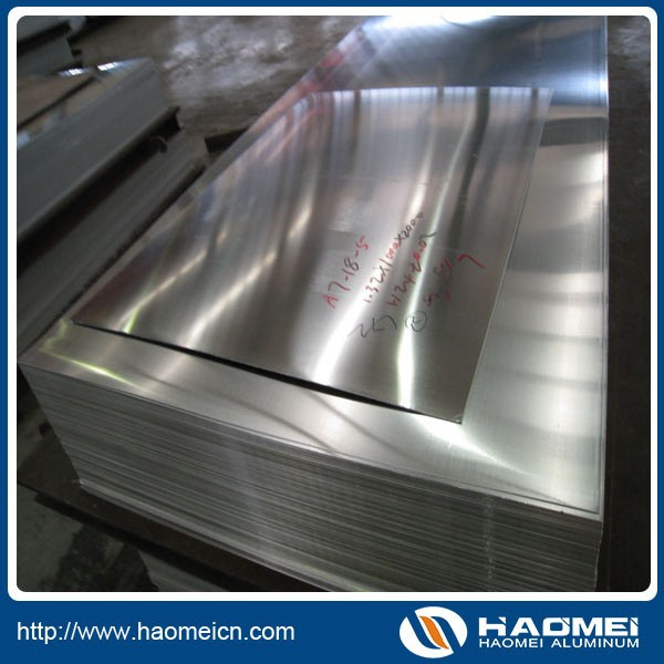 Checked 3mm thick aluminum sheet