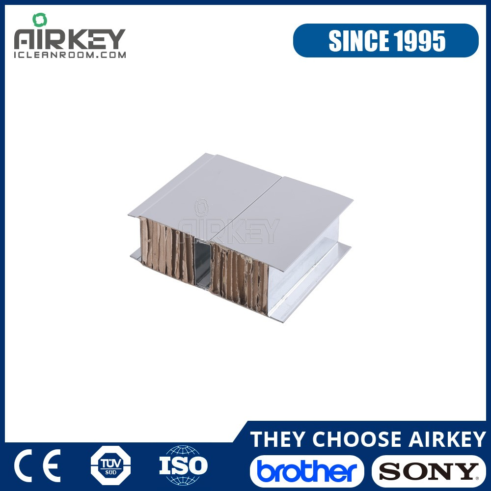 Wholesale Craft Clean Room 50mm Paper Honeycomb Sandwich Panel Wall