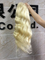 VIP Sister Hair body wave and straight blonde full lace wig