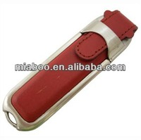 Shenzhen wholesale leather usb key, 2014 new custom 128gb usb flash drive leather,high speed leather usb flash