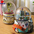 Resin Snow Ball, Water Globe, Snow Globe