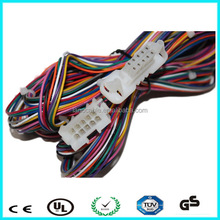 RoHS custom automotive electrical wiring harness dc