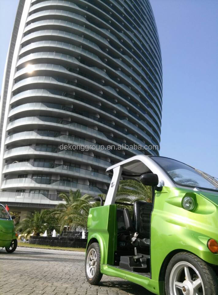 2015 popular 2 two seaters mini electric car for sale
