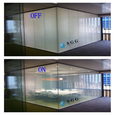 Excellence quality Lcd Switchable Privacy Glass of switchable glass