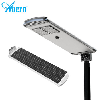 60w waterproof ip65 integrated all in one led solar street light price