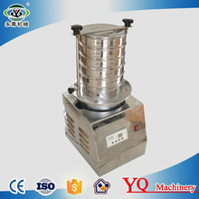 China standard laboratory sieving machine for flour sand and soil