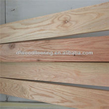 Unfinished American Red Oak Hardwood & Engineered Wood Flooring