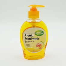 Anti-bacterial 300ml liquid hand soap with aloe vera Frangrance